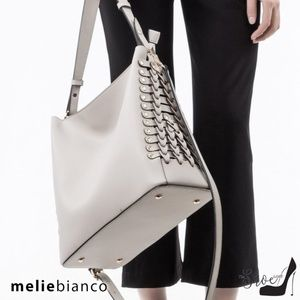 Melie Bianco: Jamee Handbag - Luxury Vegan Leather